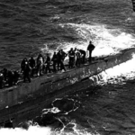 40,000 men who served on U-boats during World War II