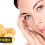 Potato benefit for skin