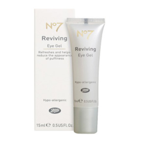 Dark circle removal creams-Boots No7 Reviving under Eye Gel