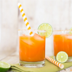Carrot Margarita one of the best summer cocktail