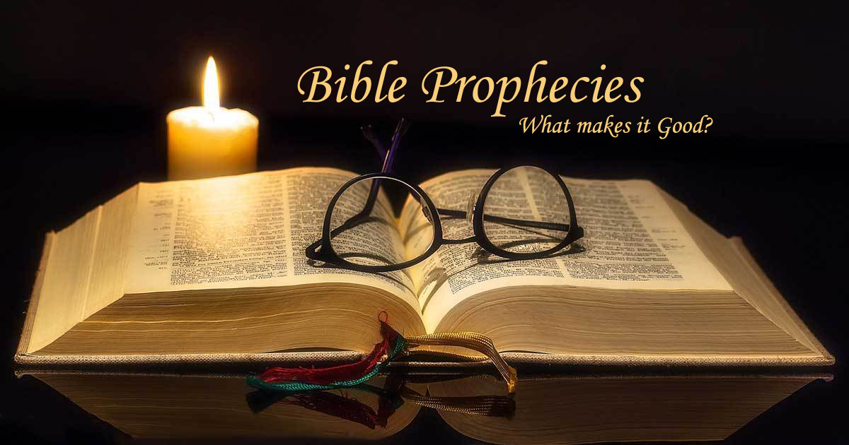 bible prophecies