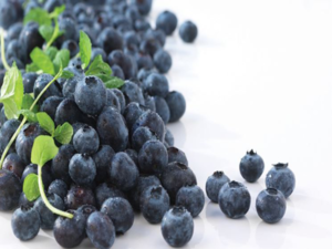 blueberry are nutritious foods