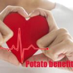 potato banefits for heart