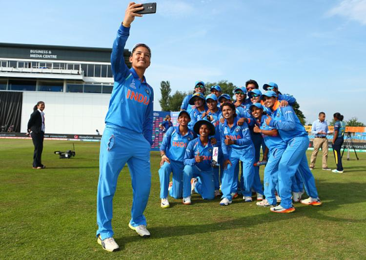 IPL Chairman Rajiv Shukla congratulated the Indian women cricket team