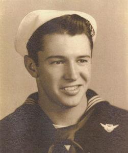 world war II-Calvin Graham