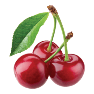 cherries - Best fruits to snack on