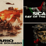 The Day of the Soldado is a sequel to the Emily Blunt led 2015 drama, Sicario 2. Actors Josh Brolin and Benicio del Toro return back in order to stop drug cartel terrorists. Undoubtedly, the film is inspired by the drug mafia gang operating along the U.S.-Mexico border-AOCGU