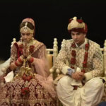 prince narula and yuvika chaudhar wedding